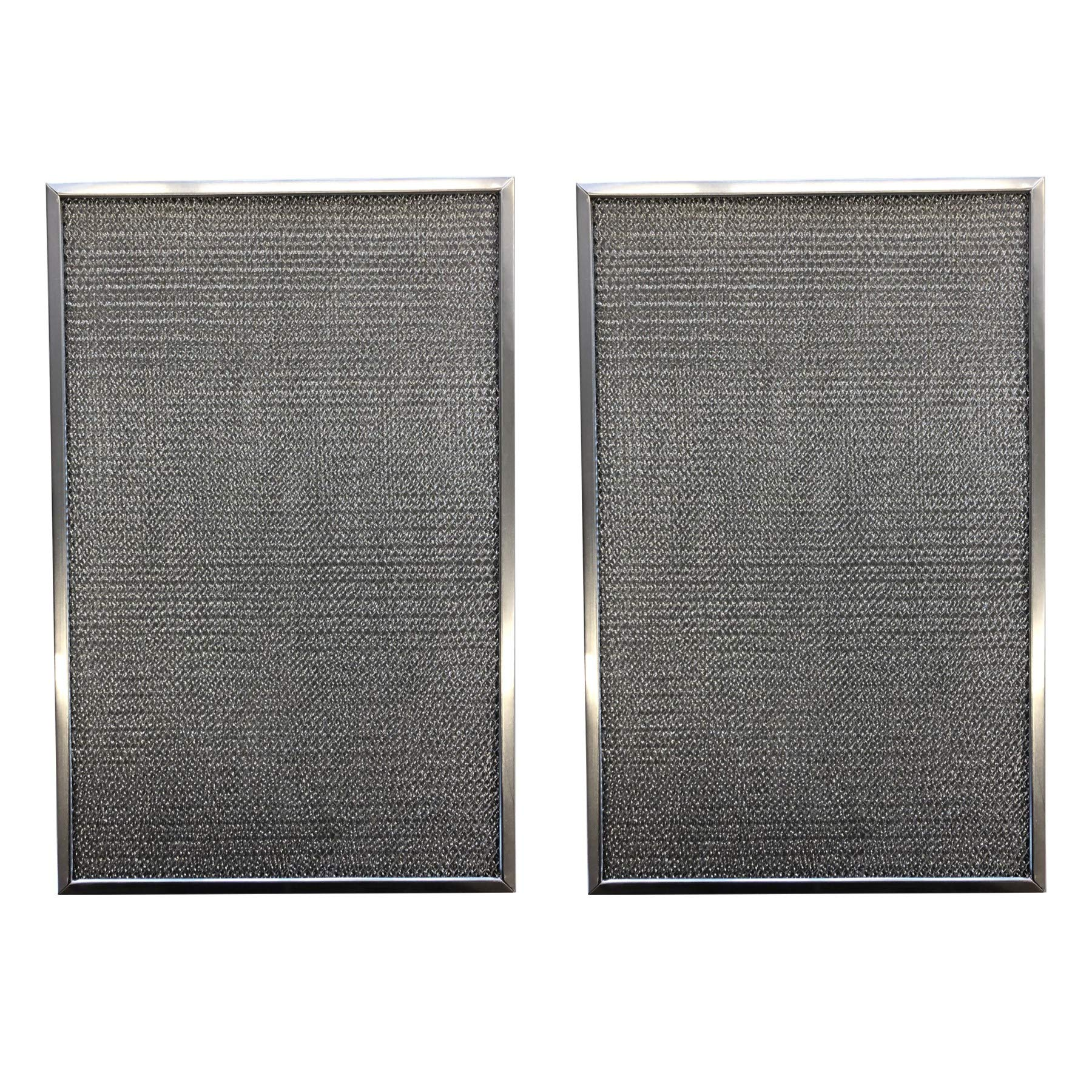Replacement Aluminum Pre/Post Filter  12 3/8 X 19 7/8 X 3/8 2 TSSS   Compatible with Honeywell Model
