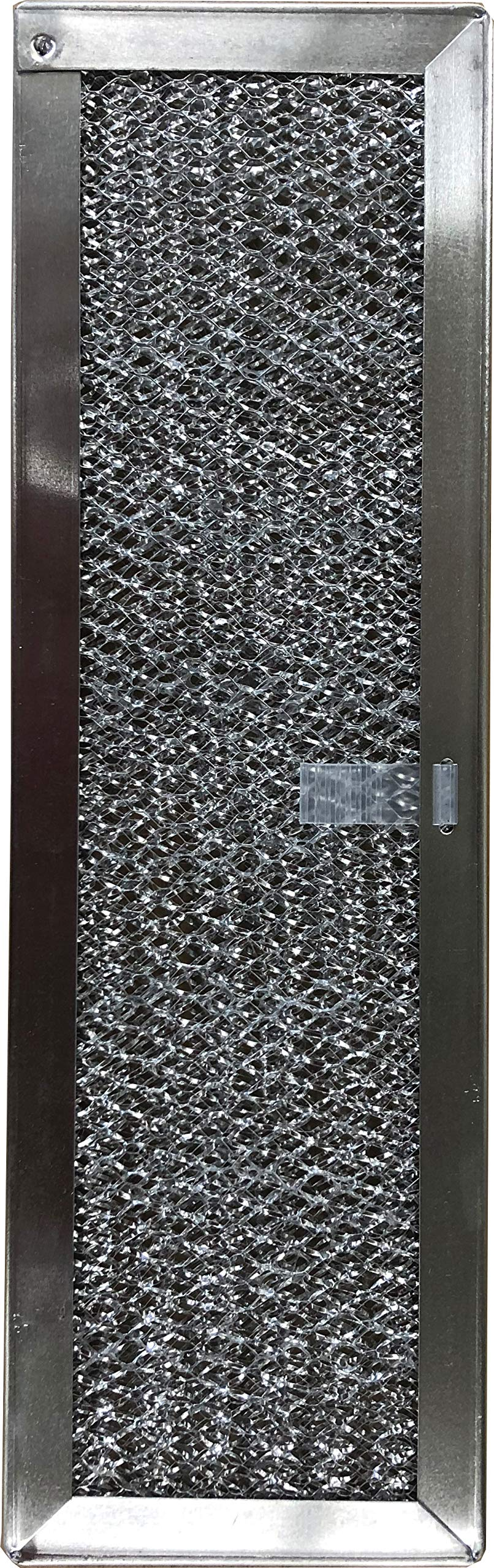 Replacement Aluminum Range Filter Compatible With GE WB2X4783,G 8166,RHF0314   3 1/2 x 11 3/4 x 3/32