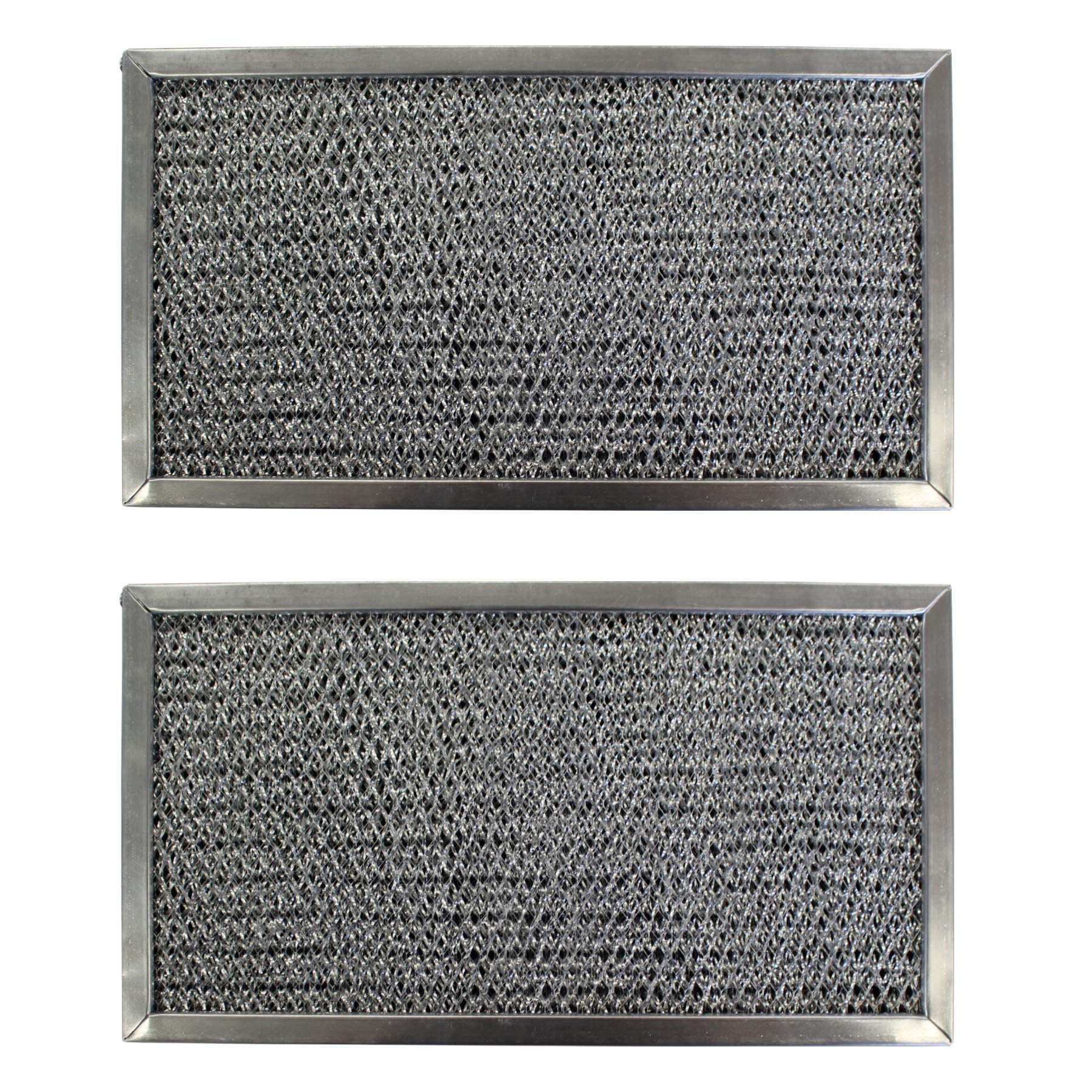 Replacement Aluminum Filters Compatible with Estate 8184002, GE WB02X9883, GE WB06X379, GE WB2X9883,
