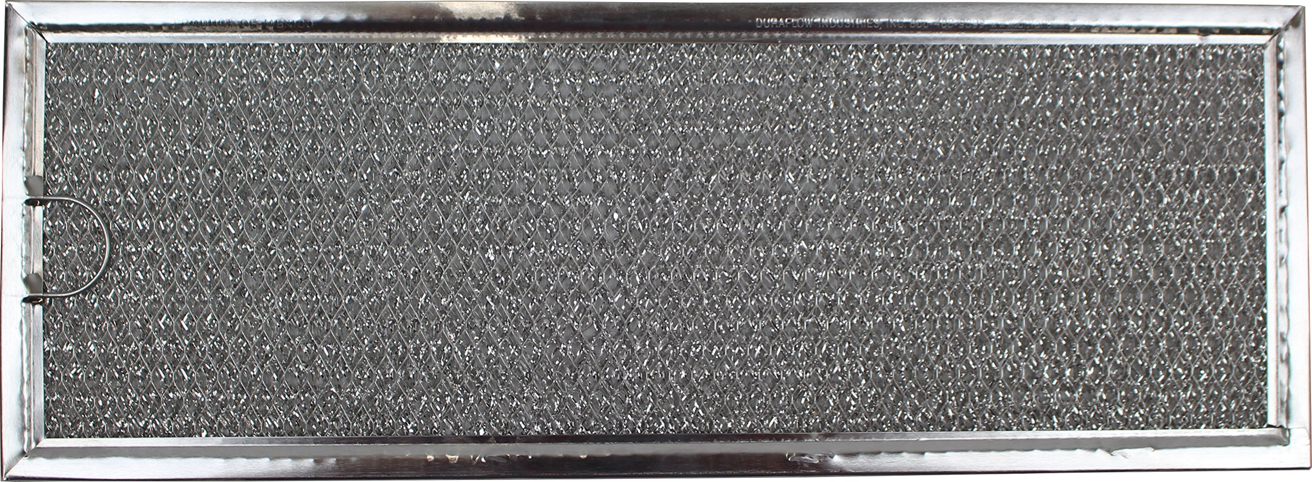 Replacement Filter Compatible with GE WB02X10288 WB2X1582   4 3/4 x 13 x 3/32