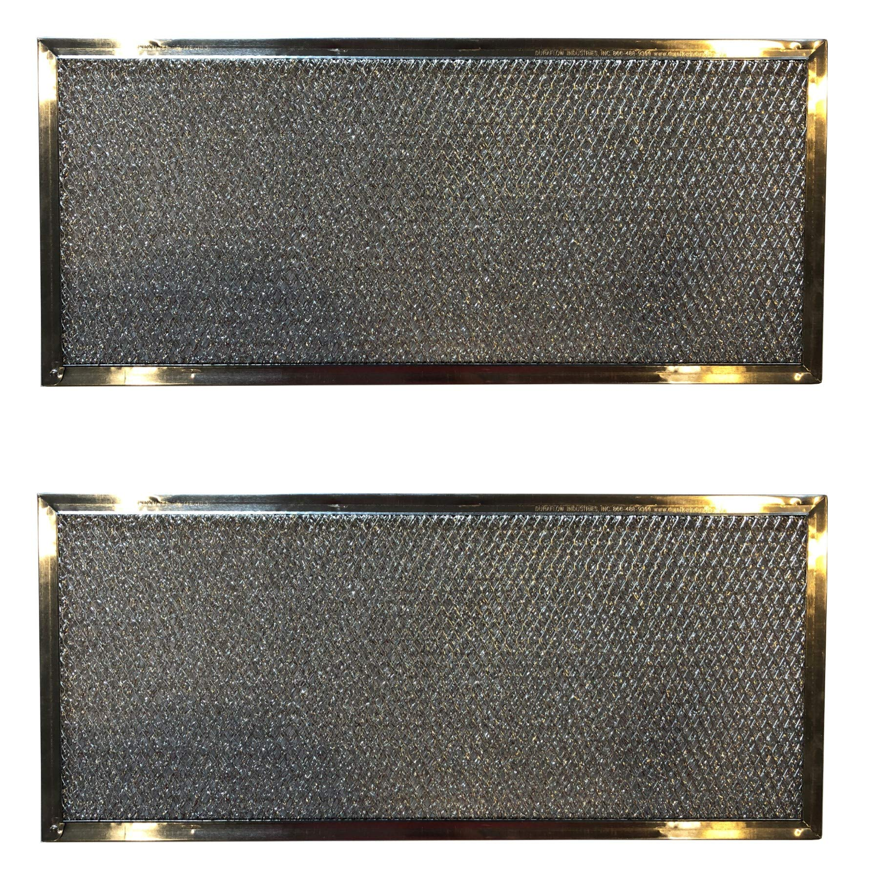 Replacement Aluminum Range Filters Compatible with Maytag Jenn Air 71002111   6 7/8 X 15 5/8 X 3/32