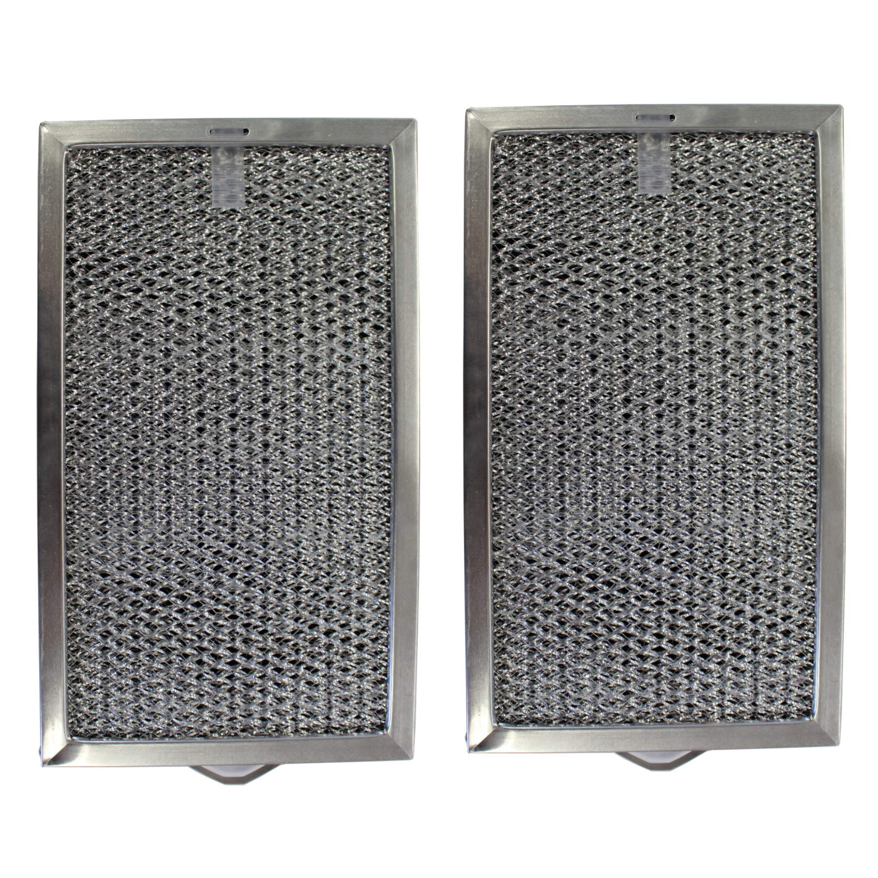 Replacement Aluminum Filters Compatible with Estate 6803, Whirlpool 6803,GC 75131,  5 13/16 x 10 x 3