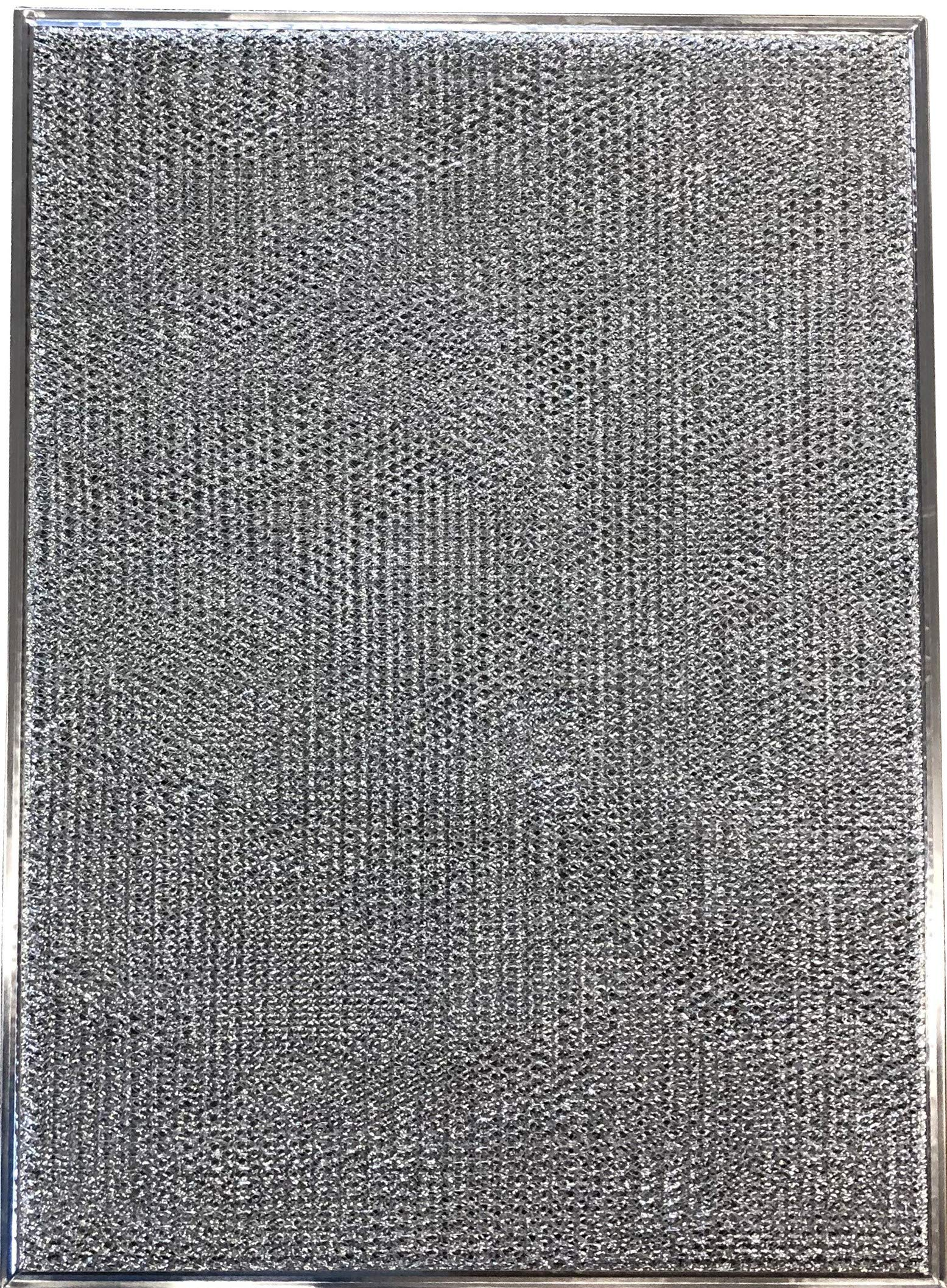 Replacement Aluminum Range Filter Compatible With Rangeaire 610021,G 8559,RHF1130   11 7/16 x 20 1/4