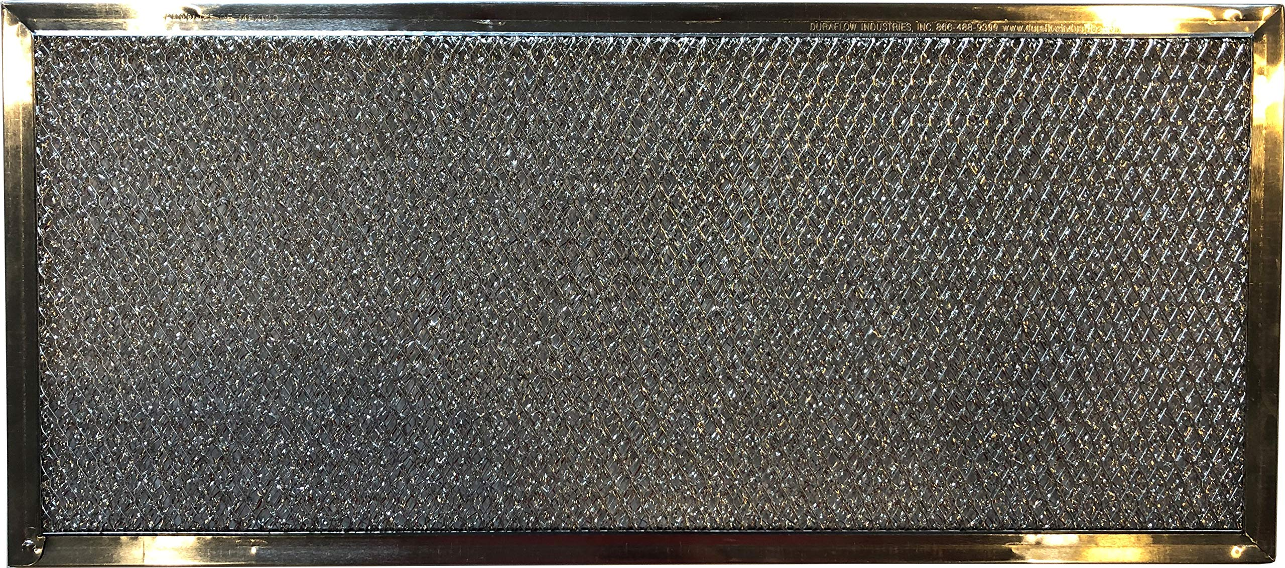 Replacement Aluminum Range Filter Compatible with Maytag Jenn Air 71002111   6 7/8 X 15 5/8 X 3/32