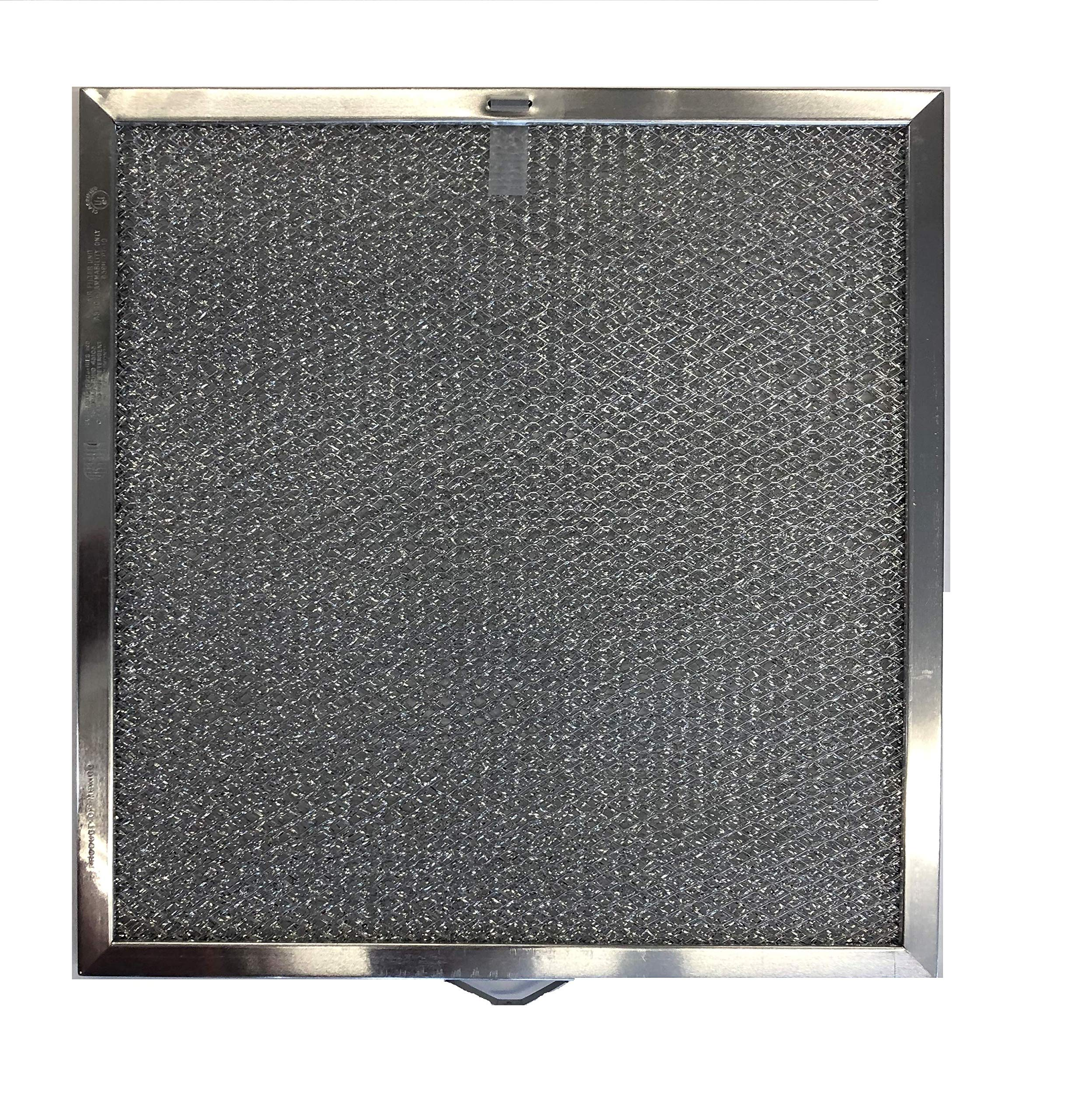 Replacement Range Hood Filter Compatible with Broan / Nutone Model S99010316   11 1/4 x 11 3/4 x 3/8