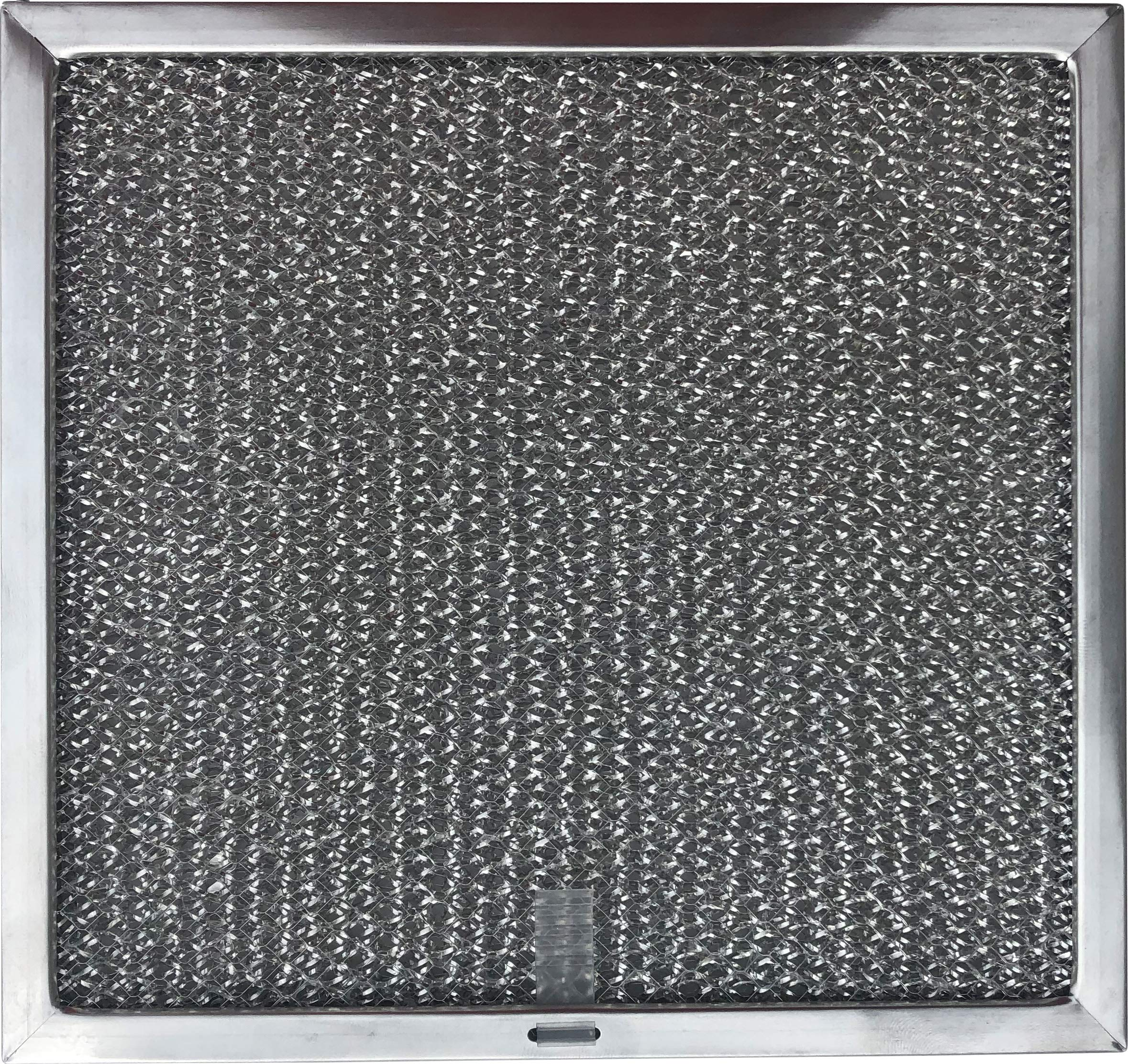 Replacement Range Filter Compatible with Thermador and Bosch Part 19 11 860 01  8 7/8 x 9 1/2 x 3/8
