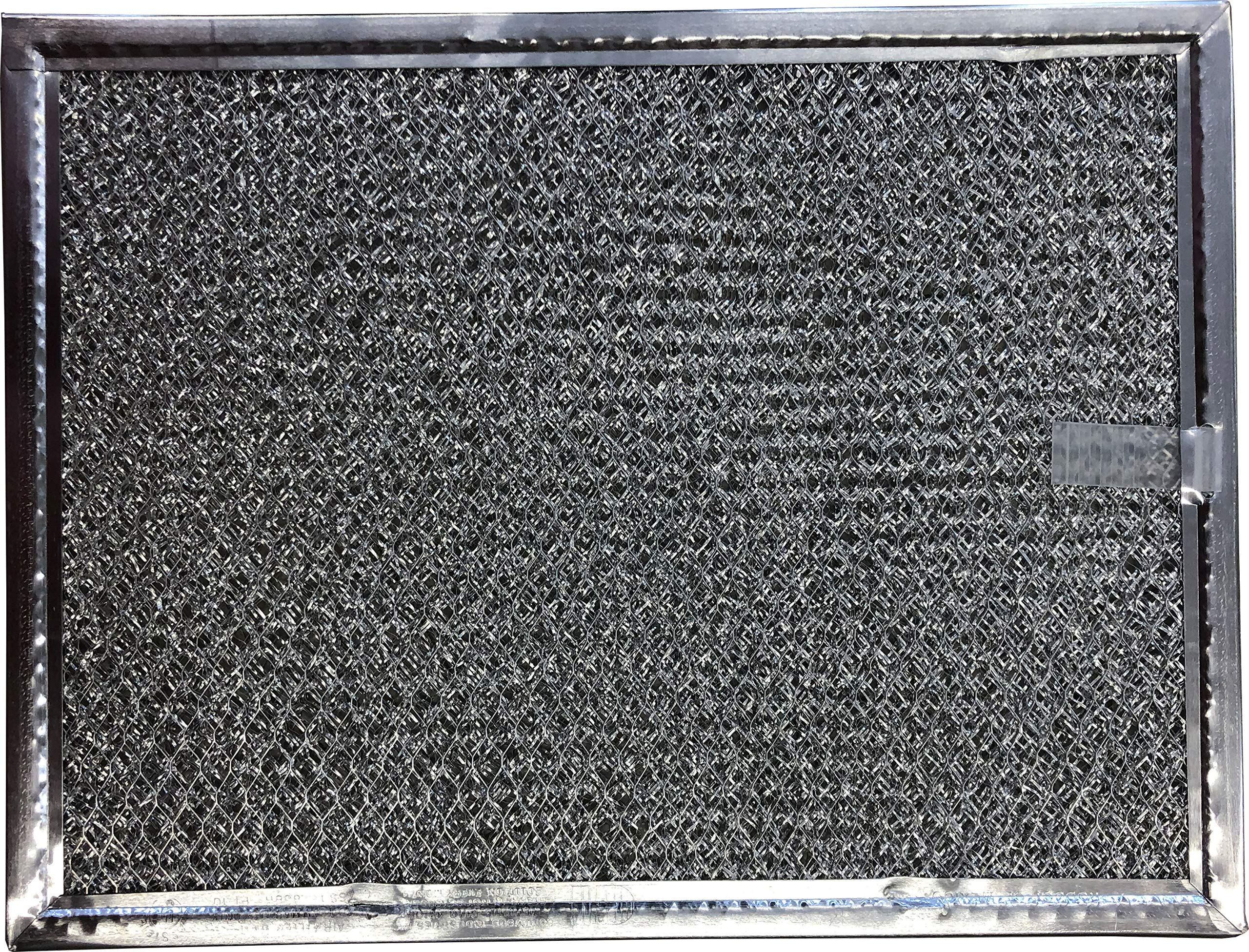 Replacement Aluminum Range Filter Compatible With Dacor 82629,G 8659,RHF0612   6 x 9 3/4 x 3/32 (PT