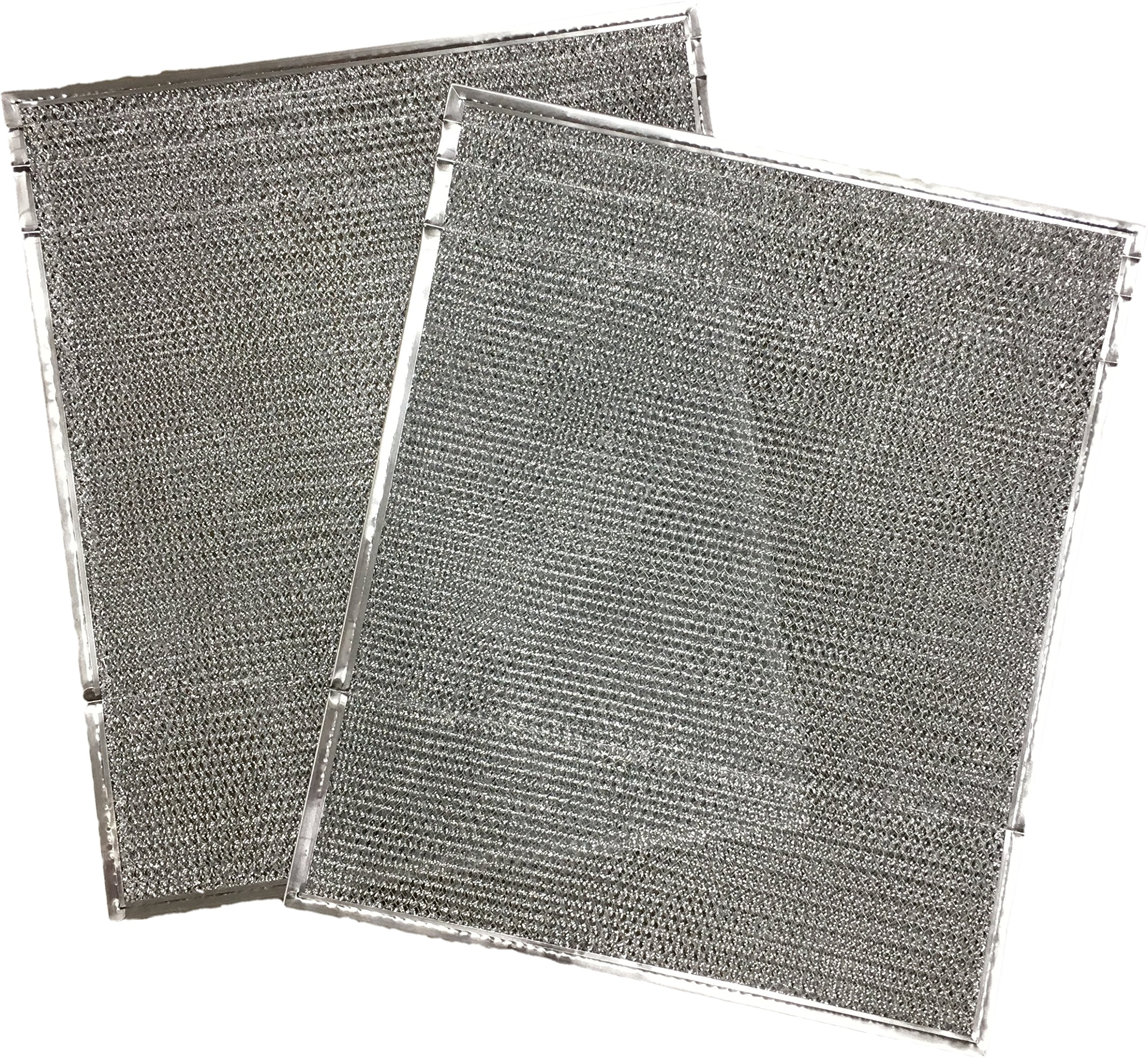 Duraflow Filtration 917763 Metal Mesh Filter, Fits Nordyne 917763 A Coils, One Pair, 19 H, 0.125 W,