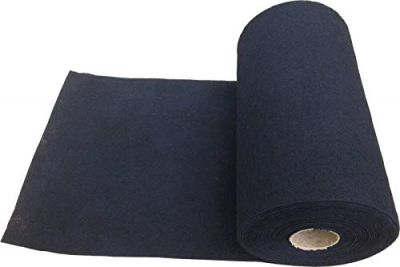 Duraflow Filtration Activated Carbon Filter Material Bulk Roll   24 1/2