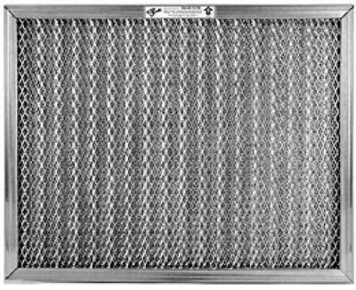 Washable Aluminum Air Filter 14 x 25 x 2