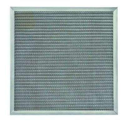 Electrostatic Filter for Home Furnaces   Washable   16 3/8 x 21 1/2 x 1