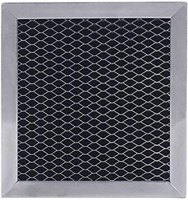 Replacement Carbon Filter Compatible with Whirlpool 820623A 8206230   5 1/8 x 5 3/8 x 3/8   1 Pack