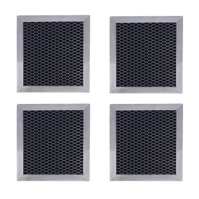 Replacement Carbon Filters compatible with Whirlpool Kitchenaide maytag 8206230A (4 Pack)