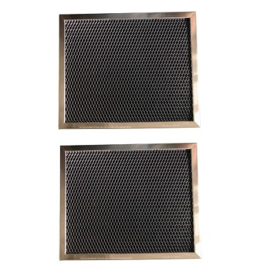 Replacement Carbon Filters compatible with Broan: 99010123, 97007696, 97005687 Caloric: Gem: 88152 RF104 Maytag: 47001046 Whirlpool: 4341999, 4378581, Maycor: 47001076 (2 Pack)