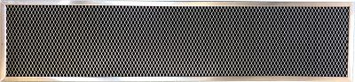 Carbon Range Filter Compatible With Nutone 21190 000,C 6133,RCP07017 1/4 X 19 3/4 X 3/8 1 Pack