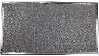 Replacement Aluminum Range Filter Compatible With GE WB2X7846,G 8172,RHF0867   8 1/4 x 16 1/4 x 3/32   1 Pack