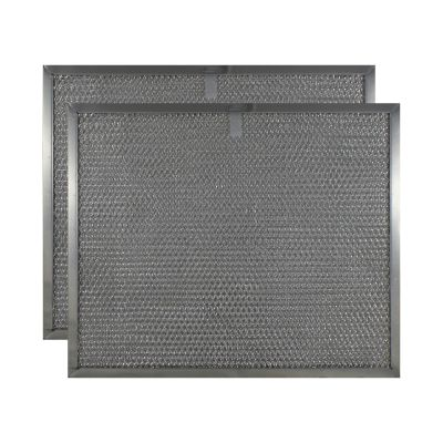 Replacement Range Hood Filter Compatible with Broan Model BPS1FA30 (2 Pack)   11 3/4 X 14 1/4 X 3/8