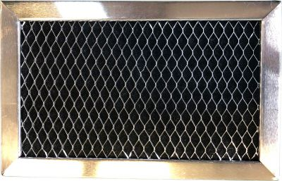 Carbon Range Filter Compatible With Broan 94009564, Broan 97009564,C 6121,RCP02022 5/8 X 6 7/8 X 1/8 1 Pack