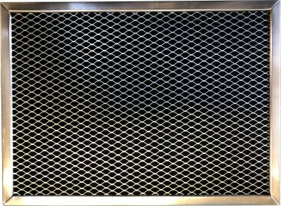 Carbon Range Filter Compatible With Hardwick 47001046, LG / Zenith 47001046, Maytag 47001046,C 6105,8 3/4 x 10 3/4 x3/8 1 Pack