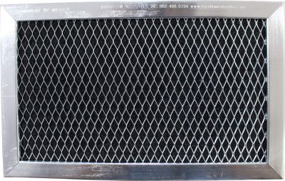 Replacement Carbon Filters compatible with GE: WB02X10776, W10190762, JX81C Whirlpool: 8183916, W10190762 Maytag: W10190762, (1 Pack)