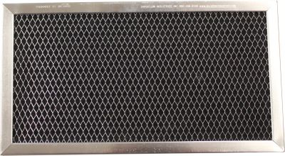 Carbon Range Filter Compatible With Amana W10120840, Broan 97005682, Broan 97008537, Hardwick W10120840A, Kitchenaid W10120840, LG / Zenith W10120840A, Maytag W10120840A5 5/8 x 11 5/8 x 3/8 1 Pack