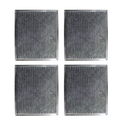 Replacement Carbon Filters for GE: WB2X8406, WB02X10700 , 7506 (4 Pack)