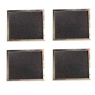 Replacement Carbon Filters compatible with Broan: 99010123, 97007696, 97005687 Caloric: Gem: 88152 RF104 Maytag: 47001046 Whirlpool: 4341999, 4378581, Maycor: 47001076 (4 Pack)