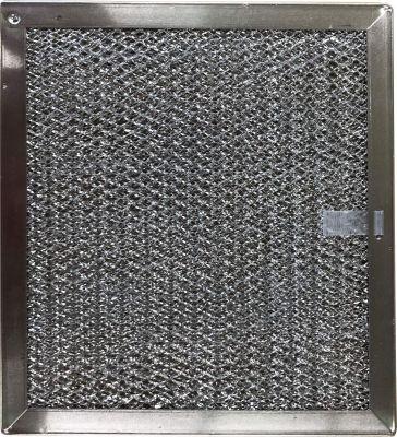 Replacement Aluminum Range Filter Compatible With Samsung DE63 00666A,G 8178,RHF0650   6 3/8 x 6 3/4 x 3/32 (PT LS)   1 Pack