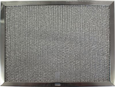 Replacement Range Filter Compatible With Broan 99010032, S99010032, Kitchenaid 4396387, Sears/Kenmore S99010032, S99010316,G 8586,RHF0811 8 13 16 X 15 X 3/8 (PT LS) 1 Pack