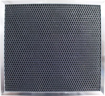 Replacement Carbon Filters compatible with GE:WB2X2891 WB2X9760 Broan / Nutone: 99010113 99010187 GEM: RF100 (1 Pack)