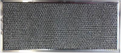 Replacement Aluminum Range Filter Compatible With GE WB02X1666, GE WB2X1666, Imperial Cal GE 1000,G 8542,RHF0501   5 X 12 1/2 X 1/8   1 Pack