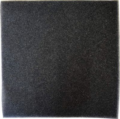 Replacement Return Foam Filter Compatible with Dometic Part # D3108015.003   15 7/8 x 12 x 1/4