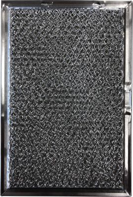 Replacement Aluminum Range Filter Compatible With Broan 97009786A, Creda 97009786A, LG / Zenith 97009786A,G 8674,RHF0306   3 7/8 x 8 x 3/32   1 Pack