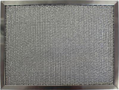 Replacement Range Filter Compatible With GE WB02X10651, GE WB02X8422, GE WB2X8422,G 8327, 11 3/4 x 12 7/8 x 3/32 1 Pack