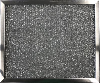Replacement Range Filter Compatible With Air Care 97009562, AC 1260 P, AC 1270 P, AC 1290 P, Aubrey 107, 207, Broan 97009562, 99010189, 99010213, BP55 8 X 9 1/2 X 3/32 1 Pack