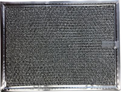 Replacement Range Filter Compatible With GE WB02X4263, WB2X4263, and more 7 1/4 X 9 1/2 X 1/8 (PT SS) 1 Pack