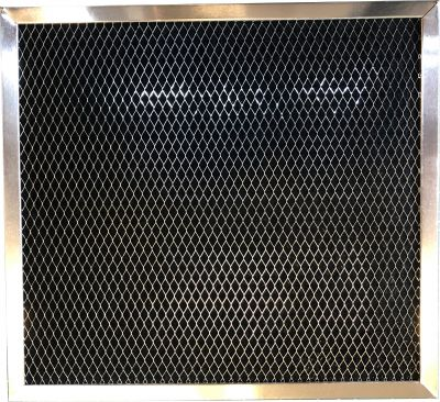 Replacement Range Filter Compatible With Broan 97009561,C 6104,RHP0801 8 X 9 1/2 X 15/32 1 Pack