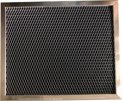 Replacement Range Filter Compatible With Hardwick 47001046, LG / Zenith 47001046, Maytag 47001046,C 6105, 8 3/4 x 10 3/4 x3/8 1 Pack