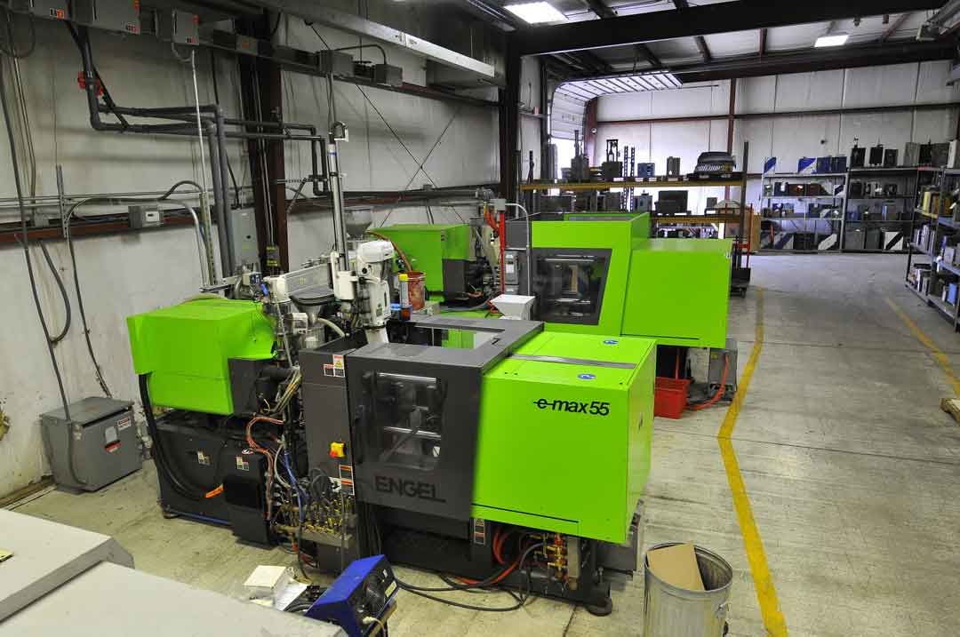 Injection Molding | Elyria Plastics