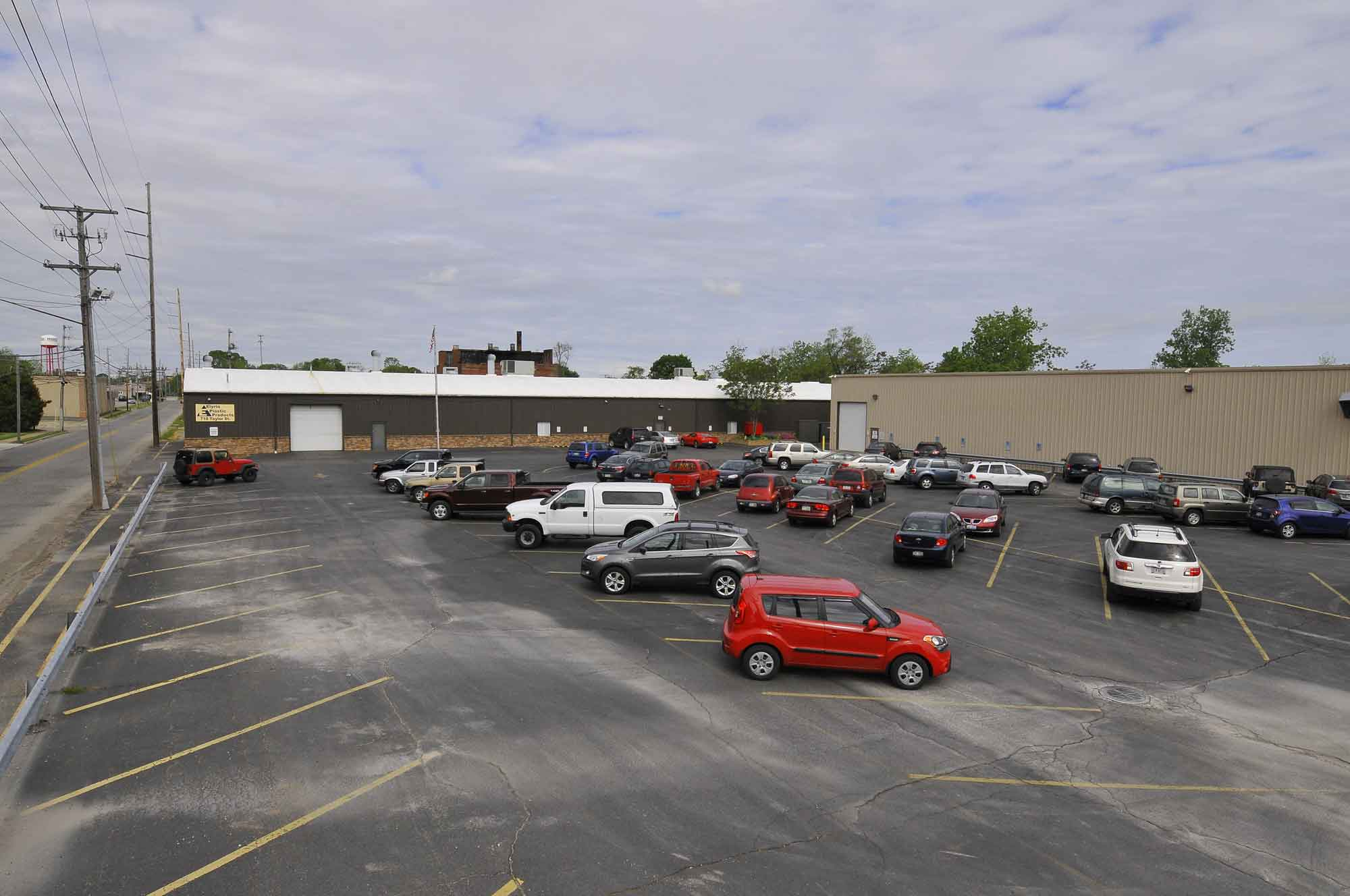 Elyria Plastics Products | Building