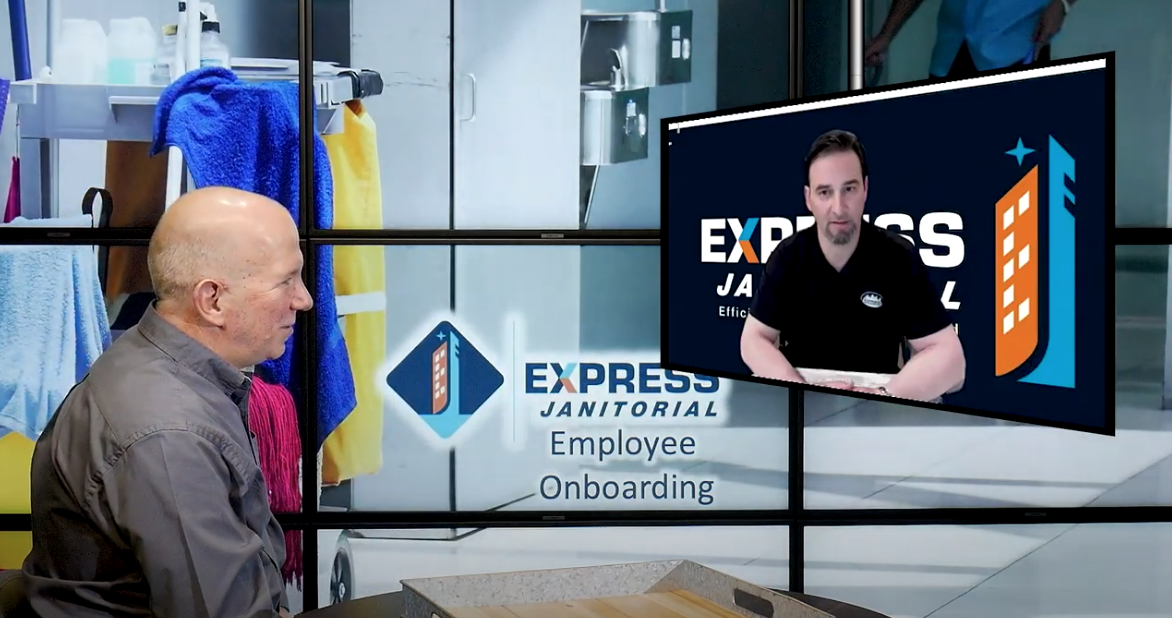 Employee Onboarding at Express Janitorial
