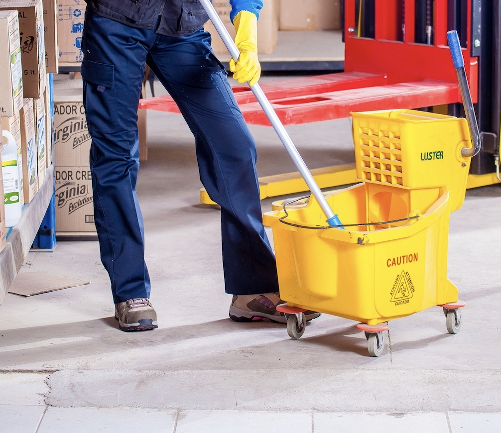 Commercial Building Maintenance | Express janitorial Services | Cleveland, Ohio