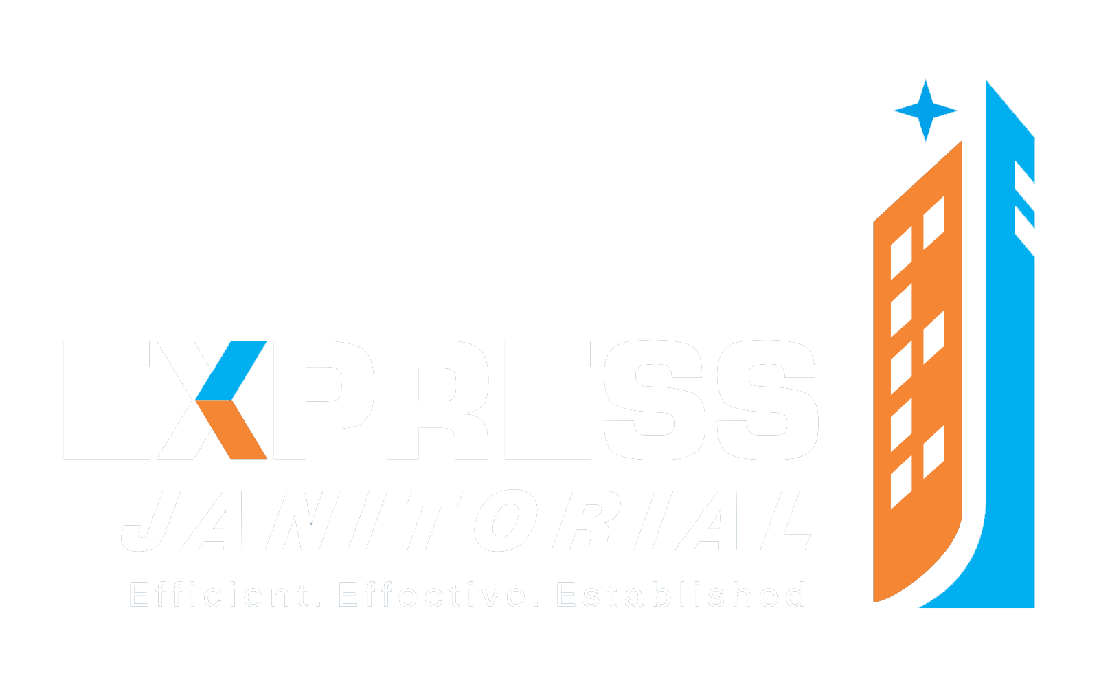 Express Janitorial Services Logo