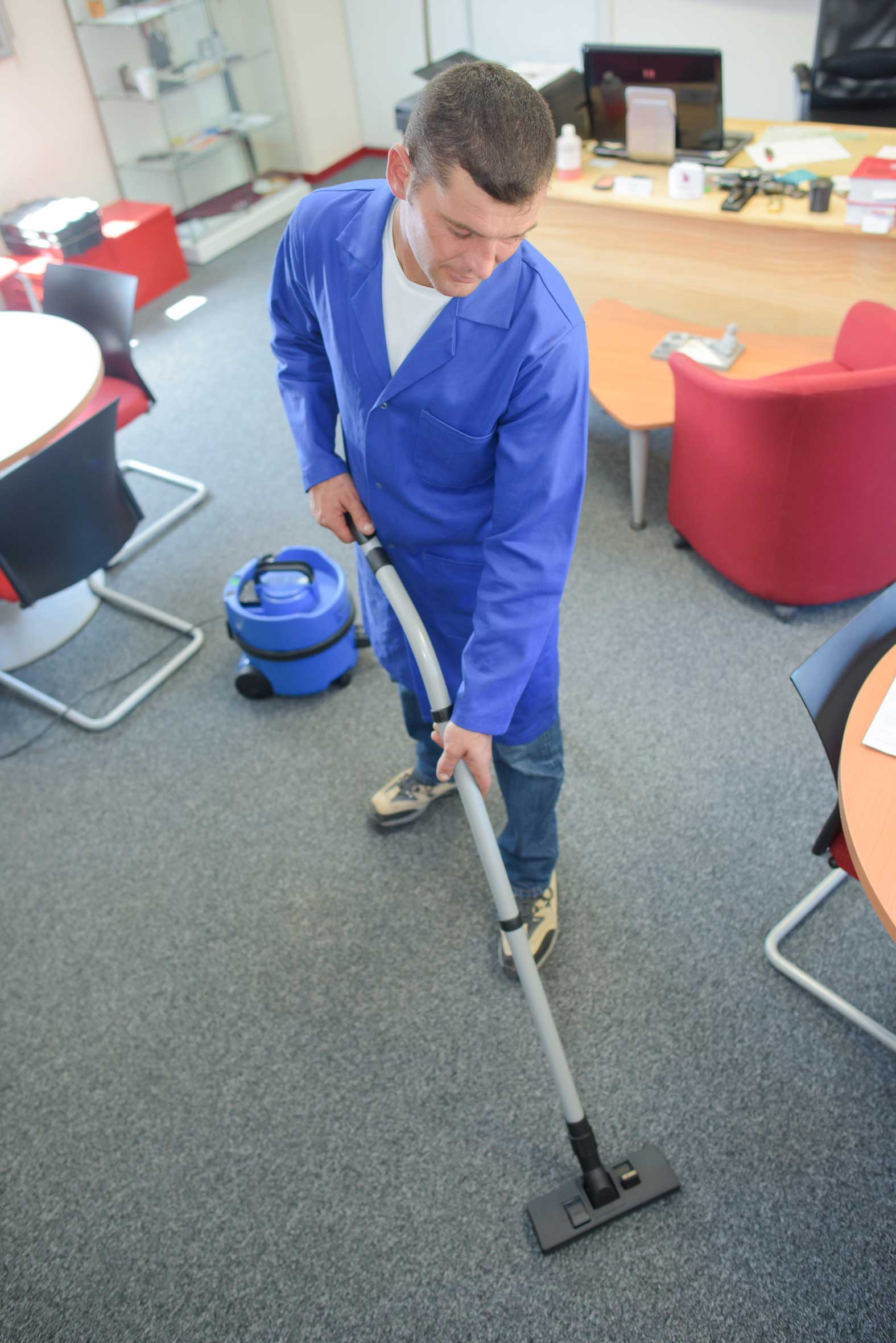 Carpet Cleaning | Express Janitorial