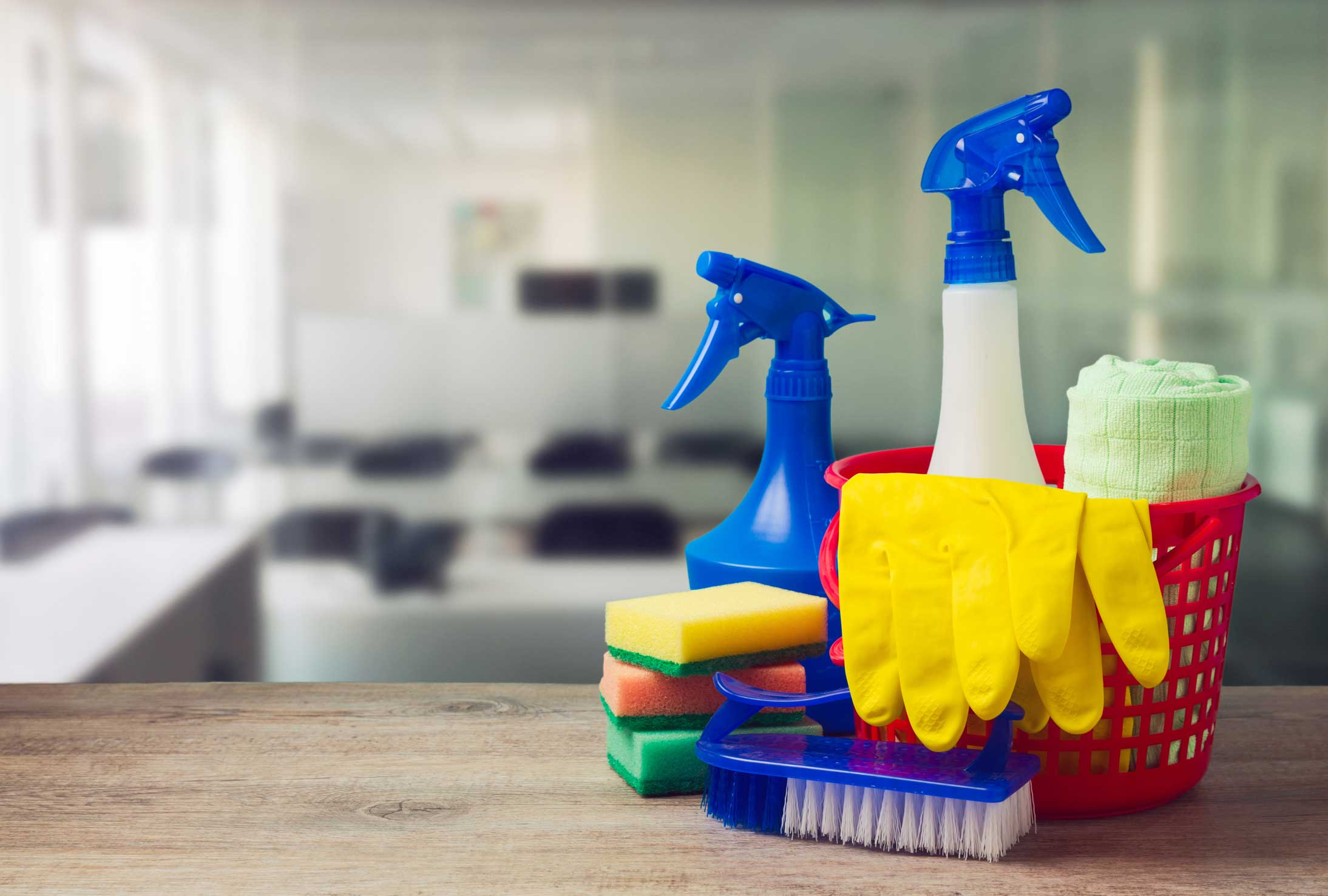 5 Excellent Reasons for Spring Cleaning by an Office Cleaning Company