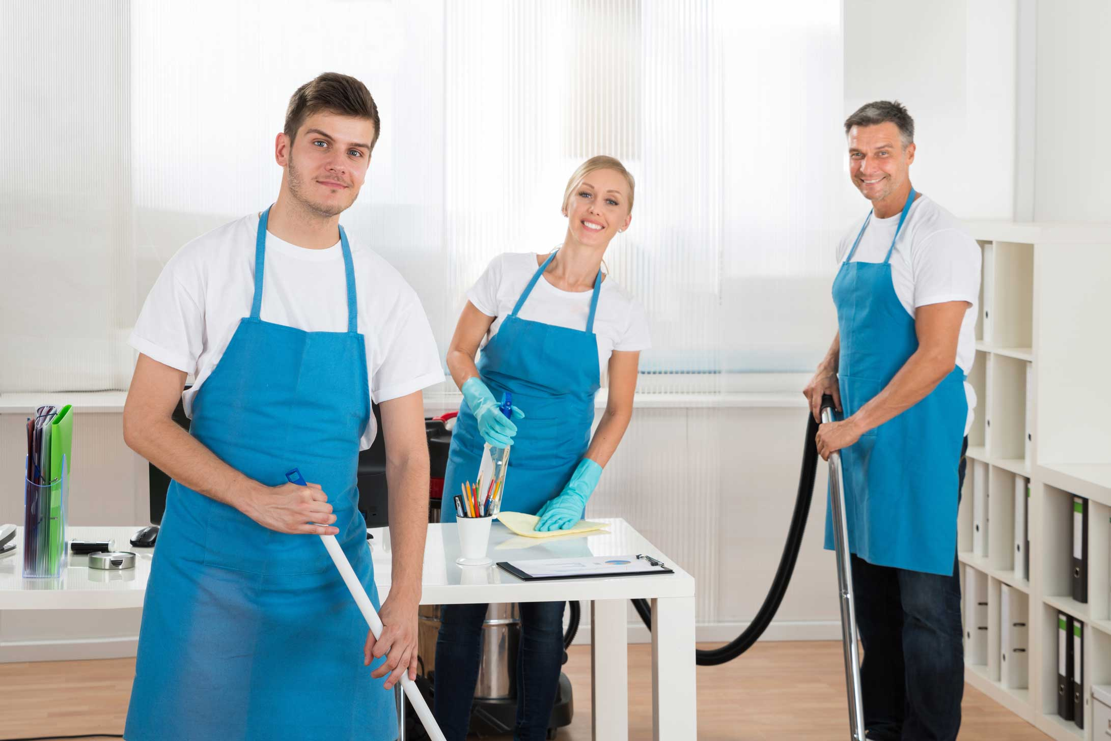 About Express Janitorial