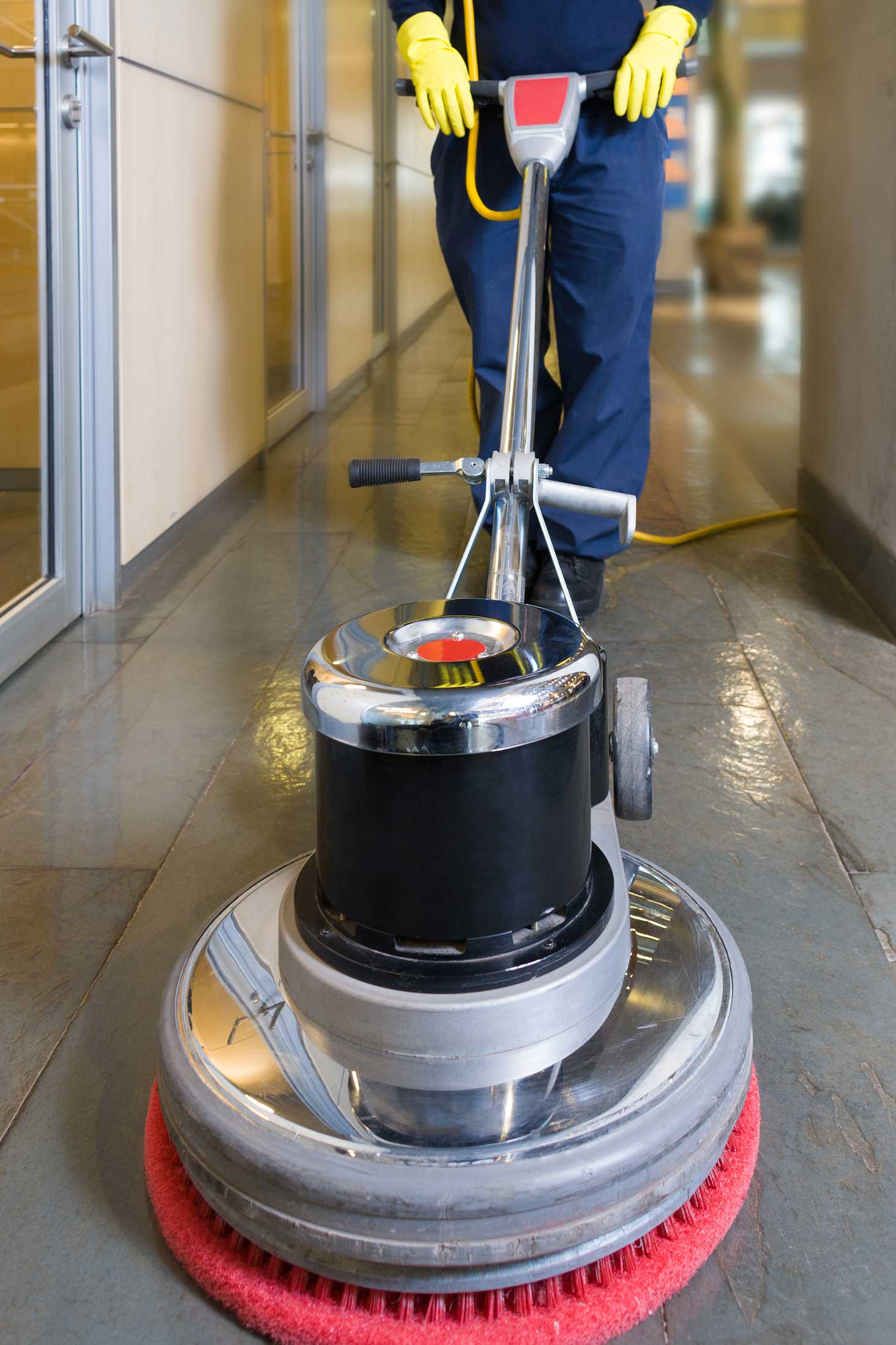Floor Cleaning Service | Express Janitorial