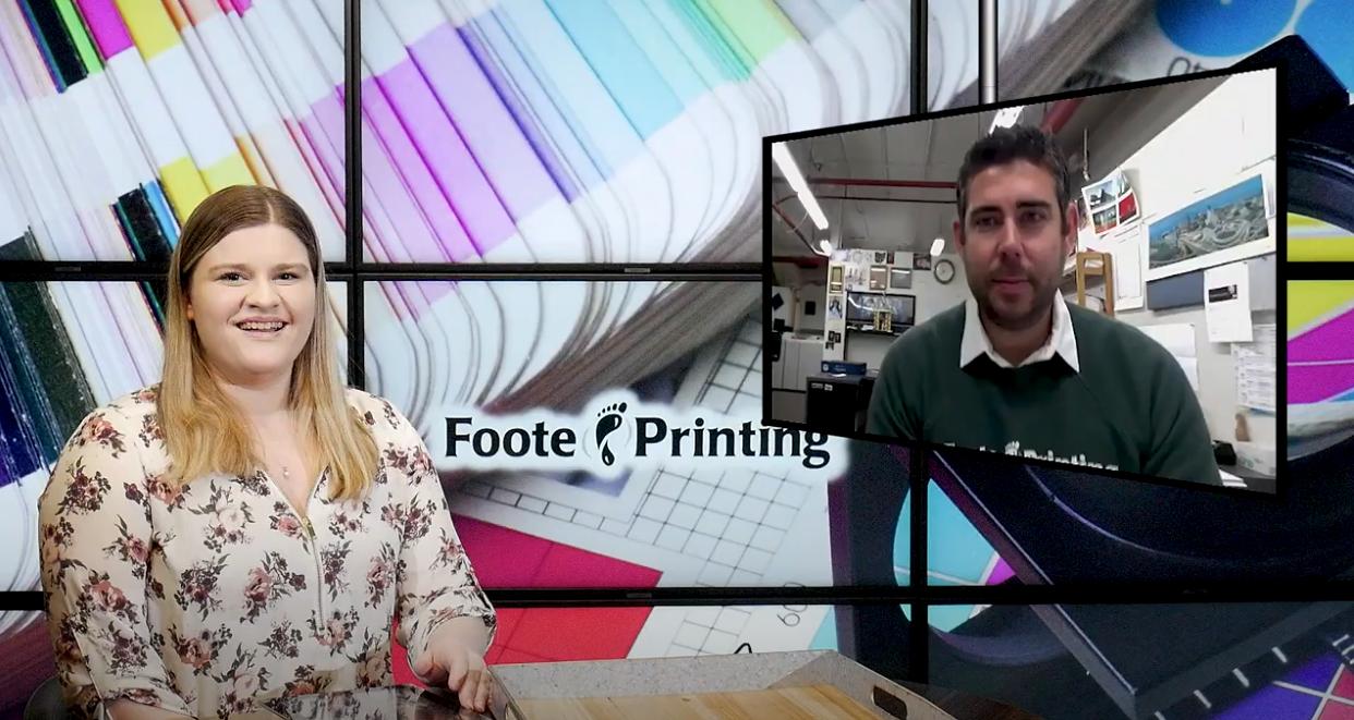 How Foote Printing is Handling COVID 19