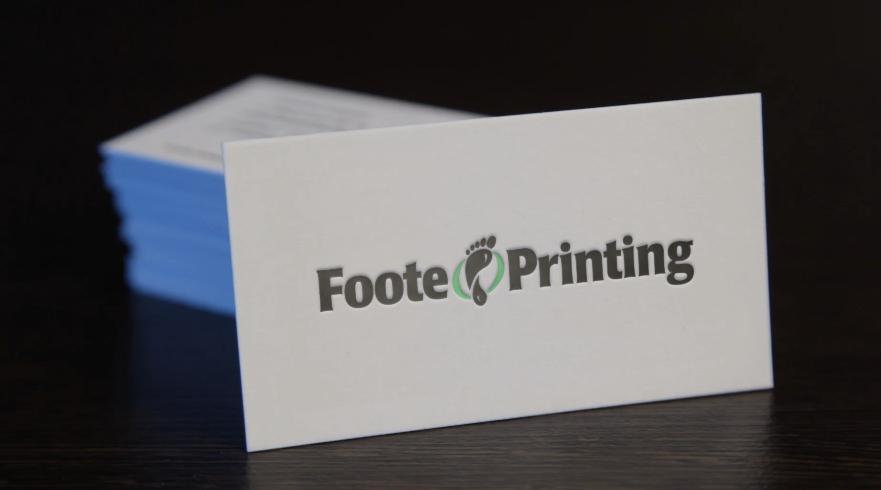 Foote Printings 2021 Goals