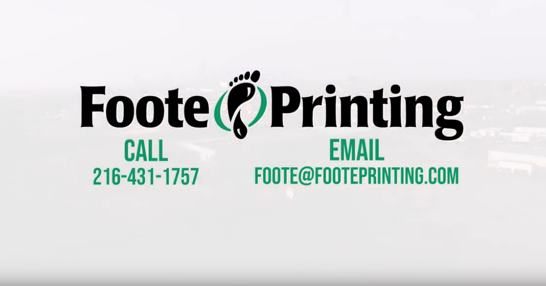 Digital Printing from Foote Printing in Cleveland, OH